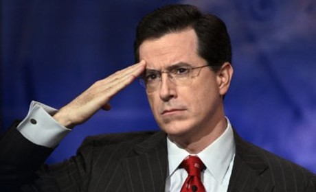 Stephen Colbert Replacing David Letterman: Good Choice?
