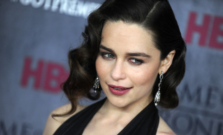 Emilia Clarke: Game of Thrones Star Would Rather Be on Girls!