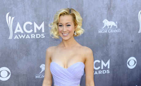 Kellie Pickler at the ACMs