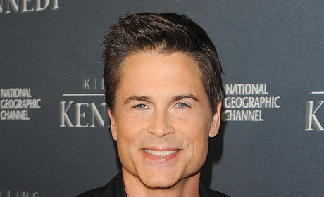 "Rob Lowe on Justin Bieber: ""No One Cares About His Music!"""