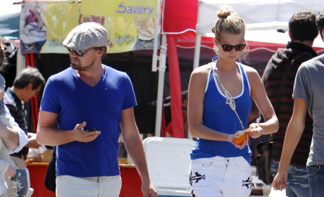 Leonardo DiCaprio Dumps Toni Garrn, Beefed-Up Leo Is Back on the Prowl!