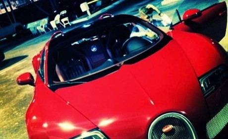 Justin Bieber Borrows Bugatti From Birdman, Fronts Like He Owns $2 Million Ride