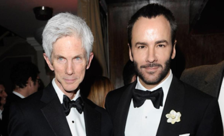 Tom Ford and Richard Buckley: Married!