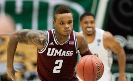 Derrick Gordon, UMass Basketball Player, Comes Out as Gay