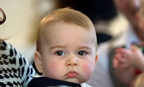 Prince George Up Close
