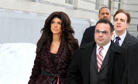 Teresa Giudice: Fighting With Joe Giudice From Behind Bars?