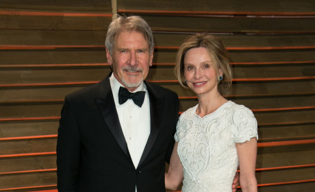 Harrison Ford and Calista Flockhart - 22 Years