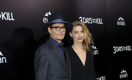 Johnny Depp and Amber Heard - 23 Years