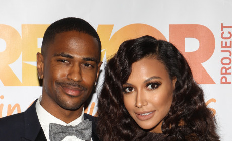 Naya Rivera and Big Sean Photo