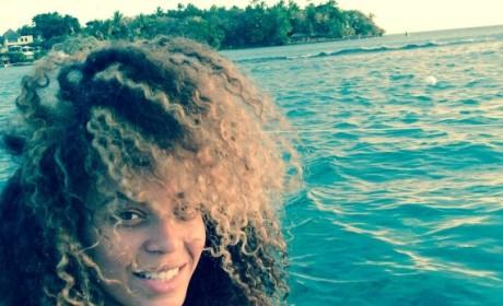 Beyonce: No Makeup, No Worries!