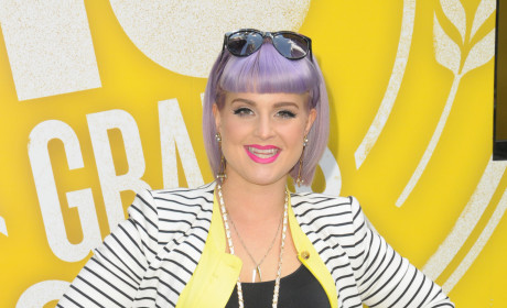 "Kelly Osbourne Responds to Weight Gain, ""Fat Rehab"" Rumors"