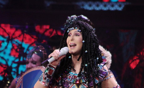 Cher as Cleopatra