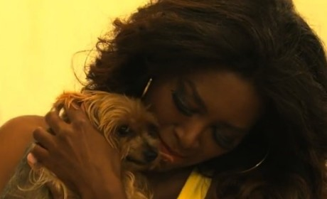 Kenya Moore Opens Up on Puppy Care, Maternal Instincts, Programmable Baby Doll