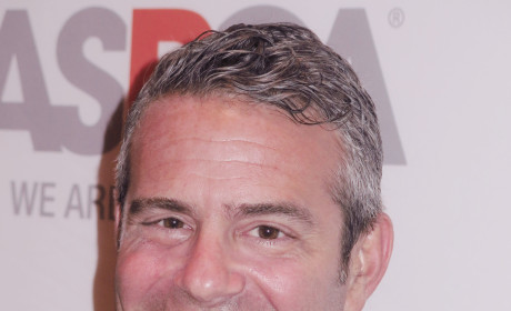 Andy Cohen Smiling Photo