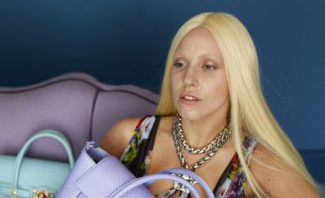 Lady Gaga Natural Photo