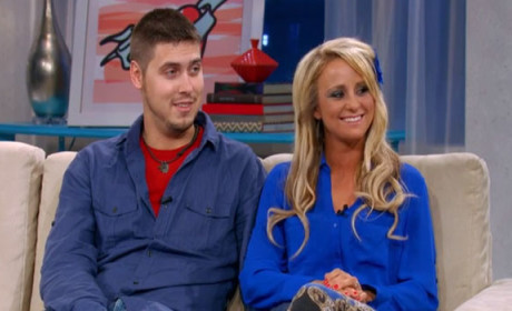 Leah Messer and Jeremy Calvert: Headed for Divorce?