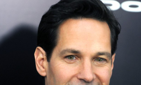 Paul Rudd: Confirmed as Ant-Man!