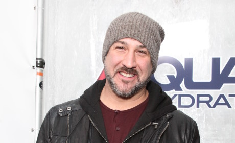 Joey Fatone Blasts Backstreet Boys: They Need Money!