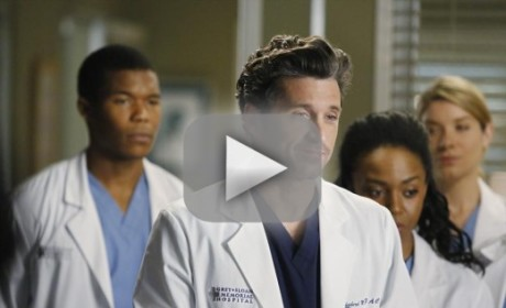 Grey's Anatomy Season 10 Episode 20 Recap: Did That Really Just Happen?