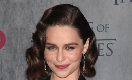 Emilia Clarke and Kit Harington: Dating?