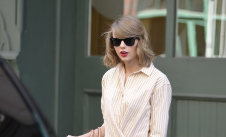 Taylor Swift in NYC