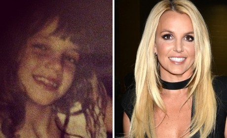 Britney Spears as a Kid