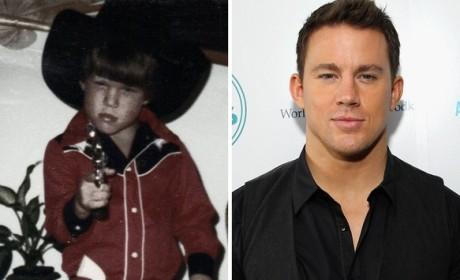 Channing Tatum as a Kid