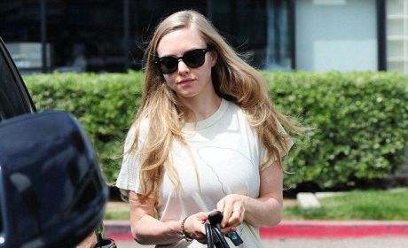 Amanda Seyfried: Makeup-Free