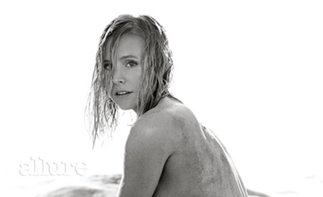 Kristen Bell: Nude in Allure!