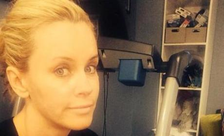 Jenny McCarthy: No Makeup, No Recognition?