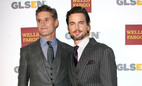 Matt Bomer and Simon Halls: Married For Three Years!
