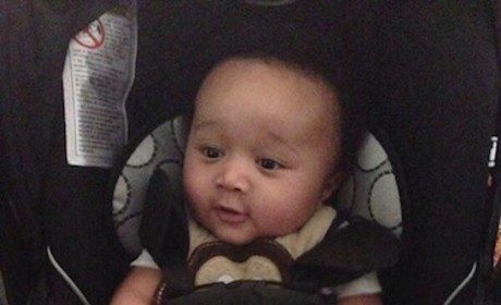 This Baby Looks Just Like John Legend!