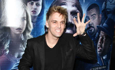 Aaron Carter Red Carpet Picture