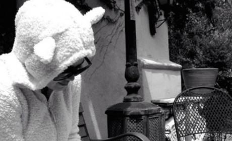 Khloe Kardashian Under Fire for Gun and Sheep Costume