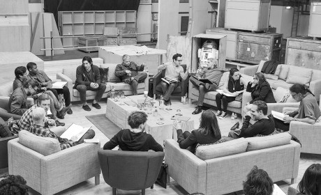 Star Wars Episode VII Cast: Revealed!
