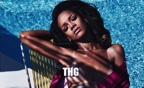 Rihanna Quits Instagram Amid Topless Pic Furor, Calls Out #PHAKE Account
