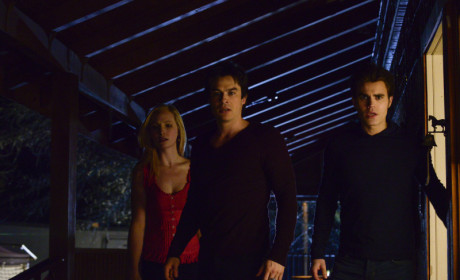 The Vampire Diaries Season 5 Episode 20 Recap: A Cabin in the Woods