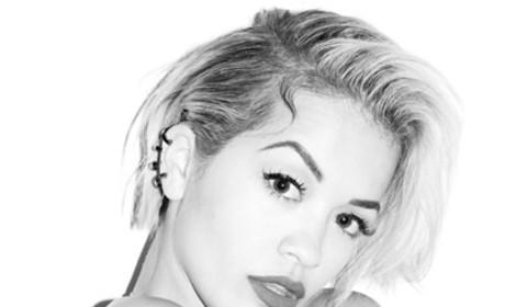 Rita Ora Topless Photo