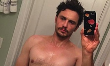 James Franco Selfies: What is This Guy's Deal?!