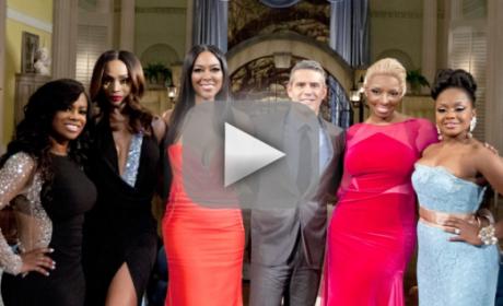The Real Housewives of Atlanta Reunion Recap: Everybody Hates Kenya Moore