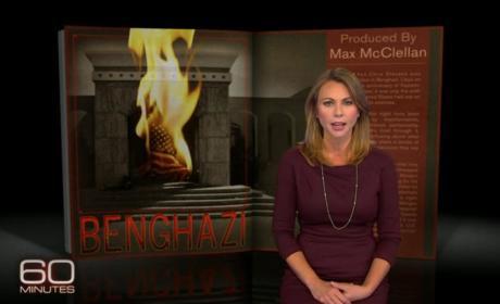 Lara Logan Scandal: CBS Tries to Remove False Benghazi Report from Web