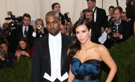 Kimye at the MET Gala