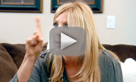The Real Housewives of Orange County Season 9 Episode 4 Recap: Ugly Sweater Party Edition
