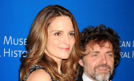 Tina Fey and Jeff Richmond Photo