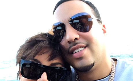 Kris Jenner Signs on as French Montana's Manager!