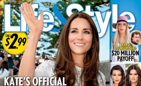 Kate Middleton: Baby #2 on the Way (Someday)!!