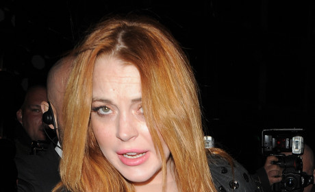 Lindsay Lohan and Kate Moss: Fighting Over Model's Ex-Husband?!