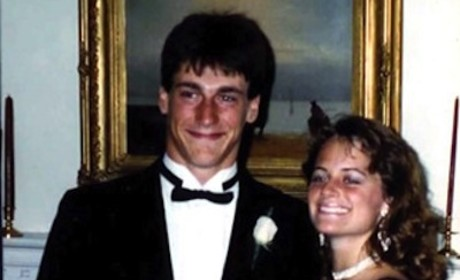 Jon Hamm Prom Photo