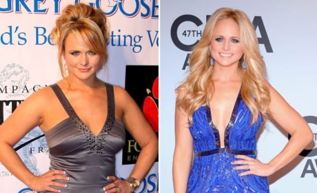 21 Super Slimmed Down Celebrities