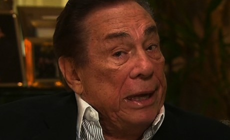 Donald Sterling Interview Pic